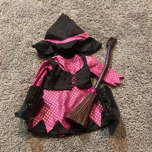 American Girl witches outfit